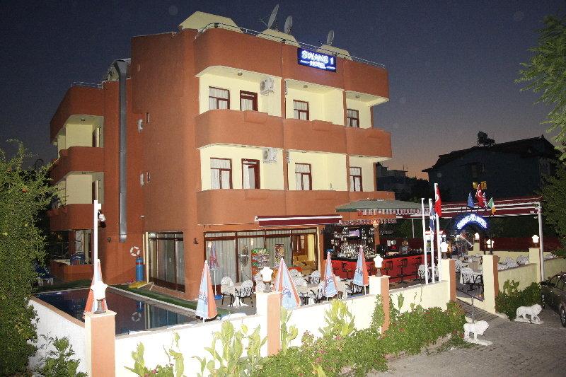 Swans 1 Hotel in Marmaris, Turkey