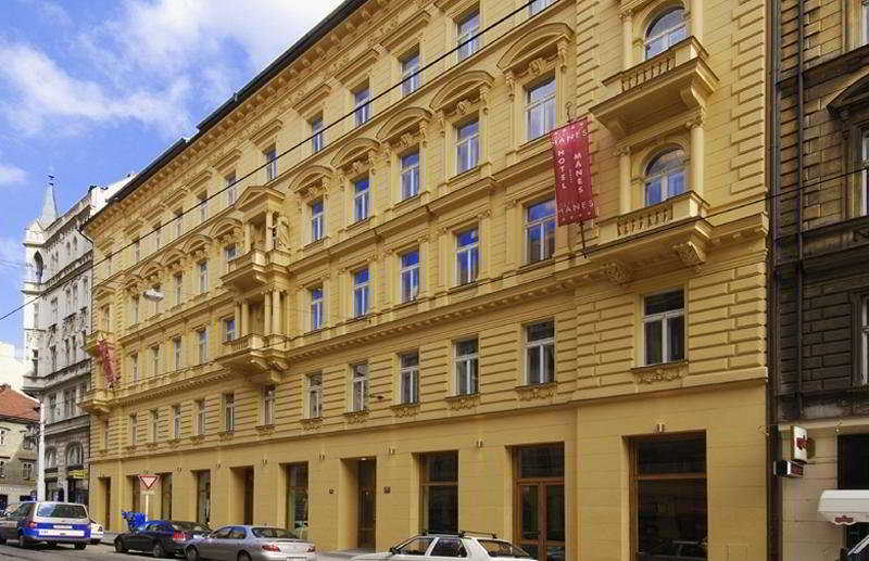 EA Hotel Manes in Prague, Czech Republic