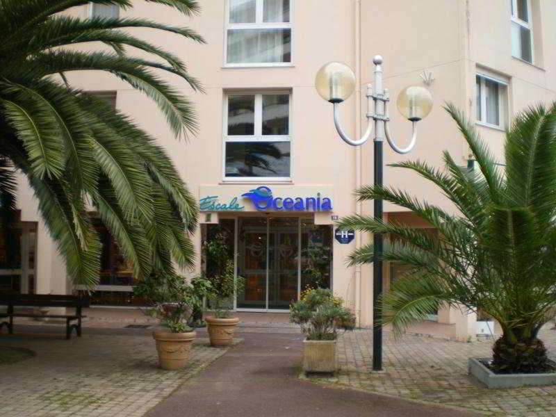 Escale Oceania Biarritz