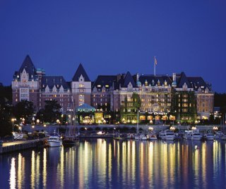 Hotel The Fairmont Empress, Vancouver Island