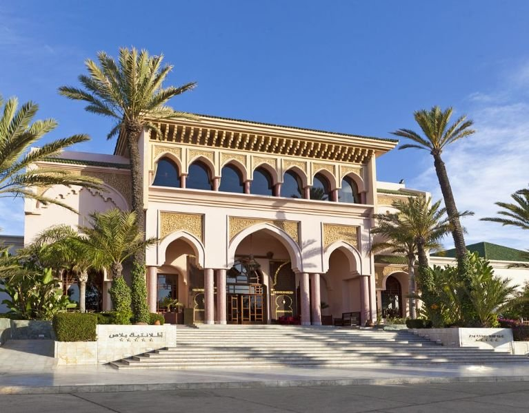 Atlantic Palace in Agadir, Morocco