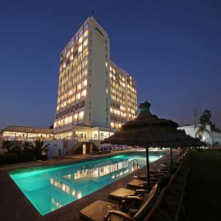 Hotel Anezi Tower in Agadir, Morocco