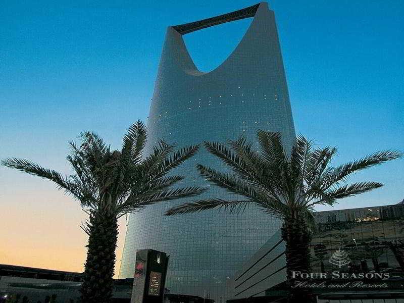 Hotel Four Seasons en Riad