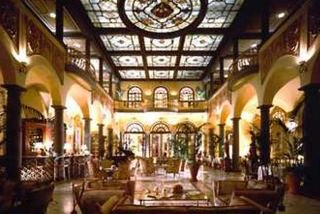 Grand Florence:  Lobby