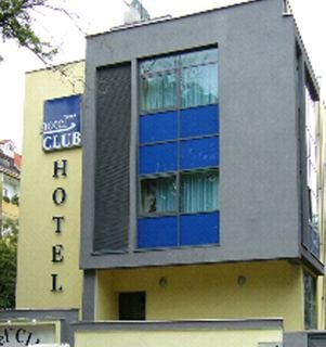 Club in Bratislava, Slovakia