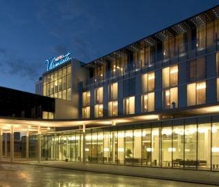 Ãœlemiste Hotel in Tallinn, Estonia