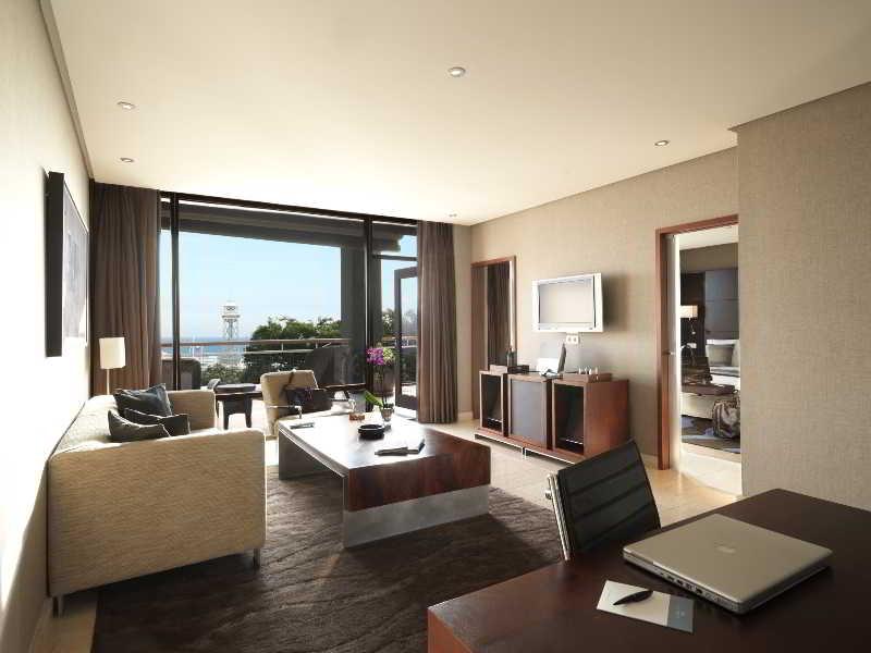 Hotel miramar barcelona en barcelona sants montjuic for Hoteles barcelona habitaciones cuadruples