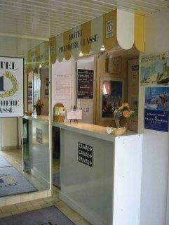 Premiere Classe La Rochelle-aytre:  Lobby