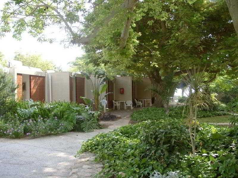 Ein Gedi Kibbutz