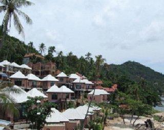 蘇梅島懸崖景觀溫泉度假酒店