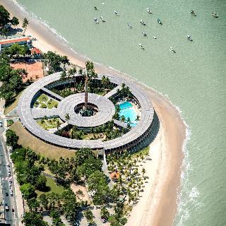 Tropical Hotel Tambau in Joao Pessoa, Brazil