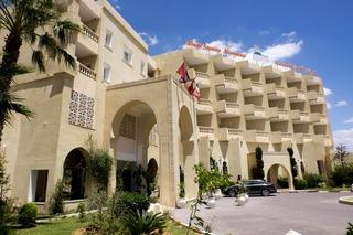hammamet yasmine hotel: