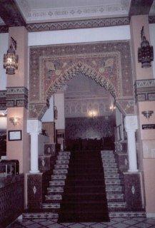Nouzha in Fes, Morocco