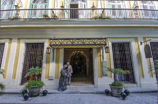 Los Frailes Boutique in Havana, Cuba