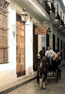 Del Tejadillo Boutique in Havana, Cuba