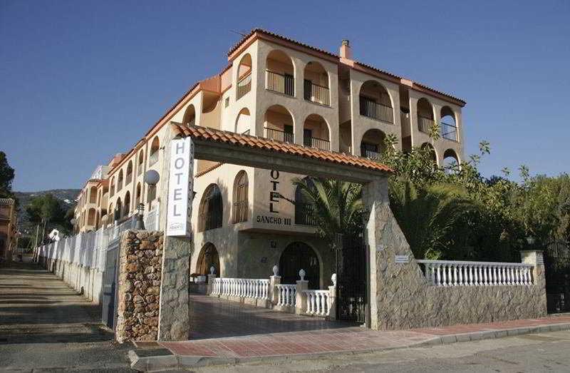 Hotel Sancho III 1