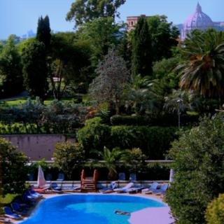 Grand Hotel del Gianicolo in Rome, Italy