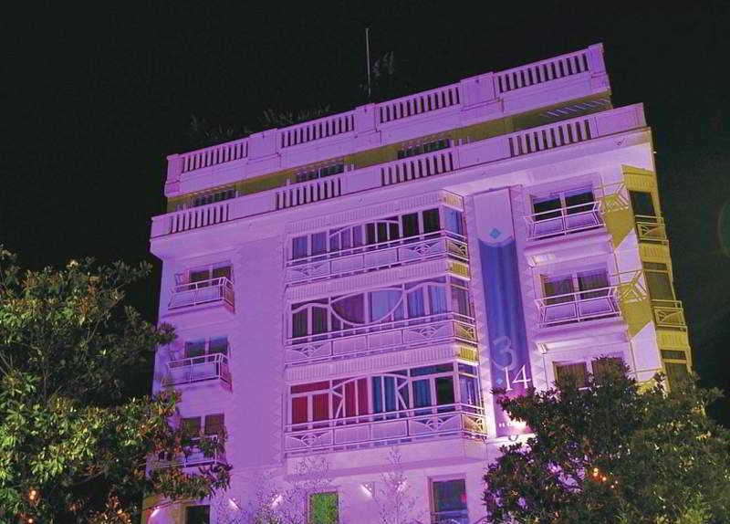 3.14 Hotel in Cannes, France