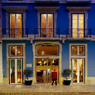 Heritage Avenida Liberdade in Lisbon, Portugal