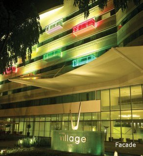 Village Hotel Changi (Formerly Changi Village Hotel)