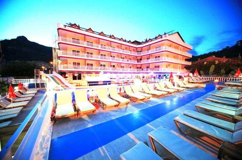 Mustis Royal Plaza in Marmaris, Turkey