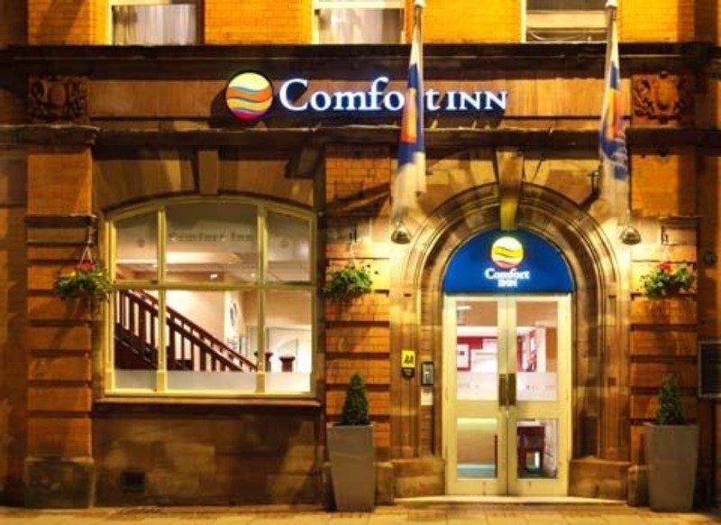 Viajes Ibiza - Comfort Inn Birmingham