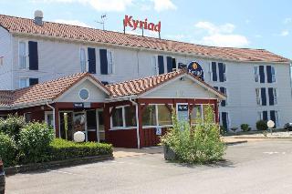 Hotel Kyriad Longvic Dijon