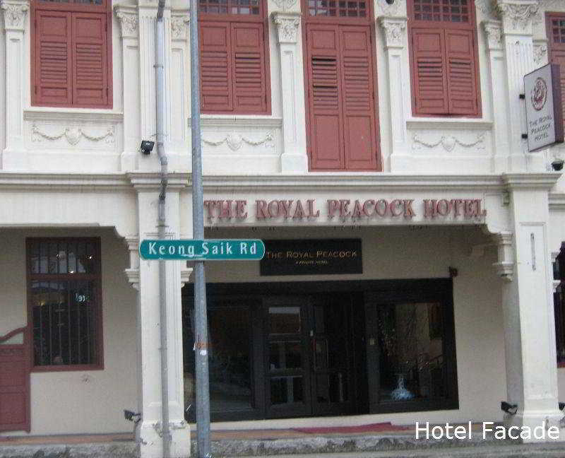 Naumi Liora Hotel ( Formerly Saff Hotel & Royal Peacock Hotel )