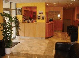 Hotel Rila:  Lobby