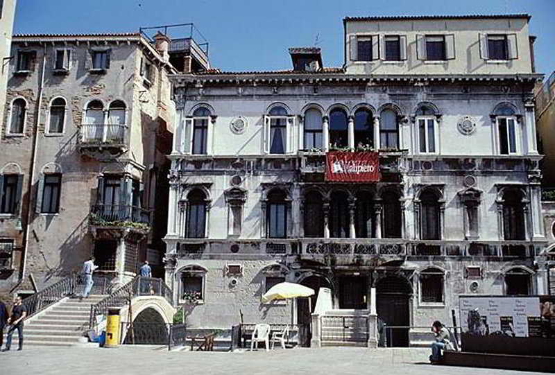 Malipiero in Venice, Italy