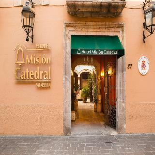 Mision Catedral Morelia