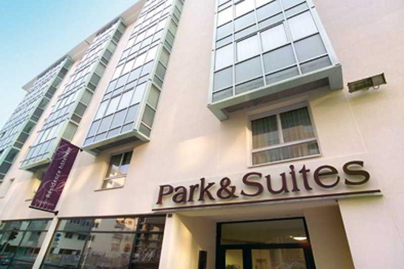 Park and Suites Annemasse