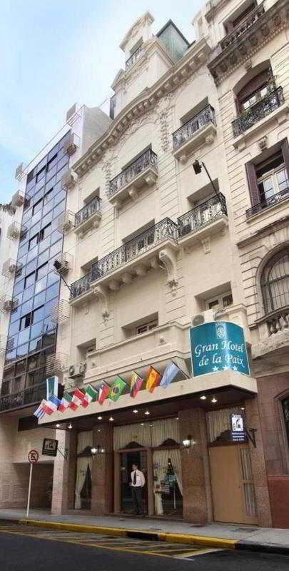 Gran Hotel de La Paix AV. RIVADAVIA 1155 BUENOS AIRES ,BUENOS AIRES