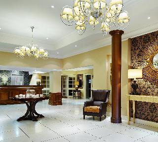 Marriott Hotel Preston