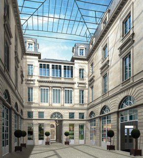Grand Hotel de Bordeaux and Spa in Bordeaux, France