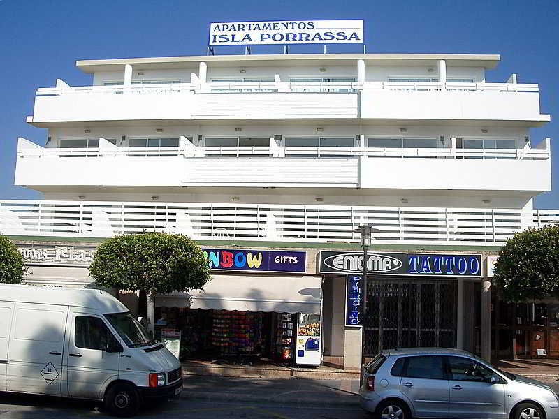 Magaluf Strip Apartments