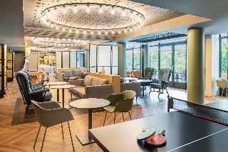 adagio porte de versailles hotel en issy les moulineaux viajes el corte ingl s. Black Bedroom Furniture Sets. Home Design Ideas