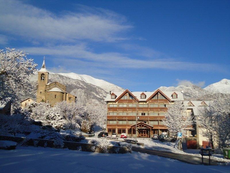 Precios y ofertas de hoteles en val ncia d 39 neu pirineo - Hotel en pirineo catalan ...