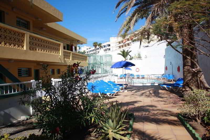 Hotel faisan en playa del ingles gran canaria rumbo - Tumbonas gran canaria ...