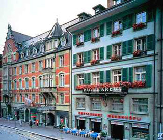Kreuz in Bern, Switzerland