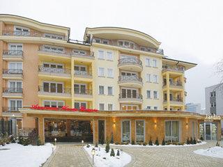Bulgaria Aparthotel in Sofia, Bulgaria