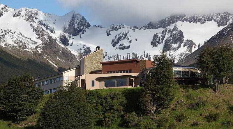 Las Lengas Hotel in Ushuaia, Argentina