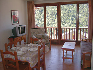 Apartamentos Solana del Ransol