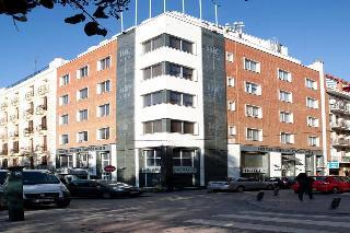 Dormir en Hotel Hrc Hotel en Madrid
