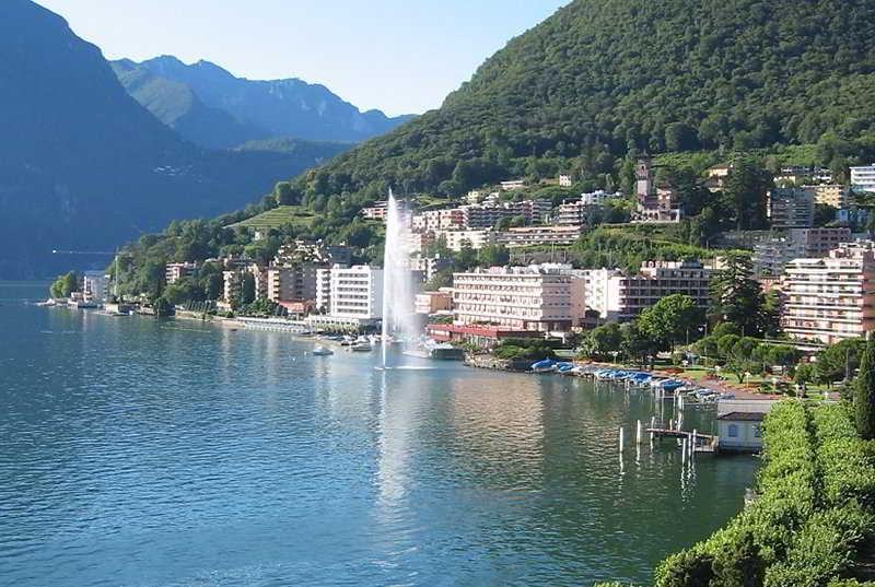 Grand Hotel Eden in Lugano, Switzerland