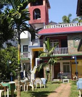 Hotel Per Avel Beach Holiday Home, Goa