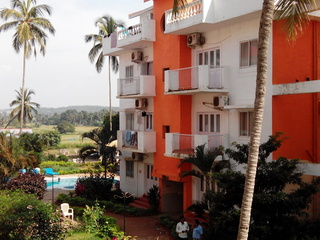 Resort Village Royal in Goa, India