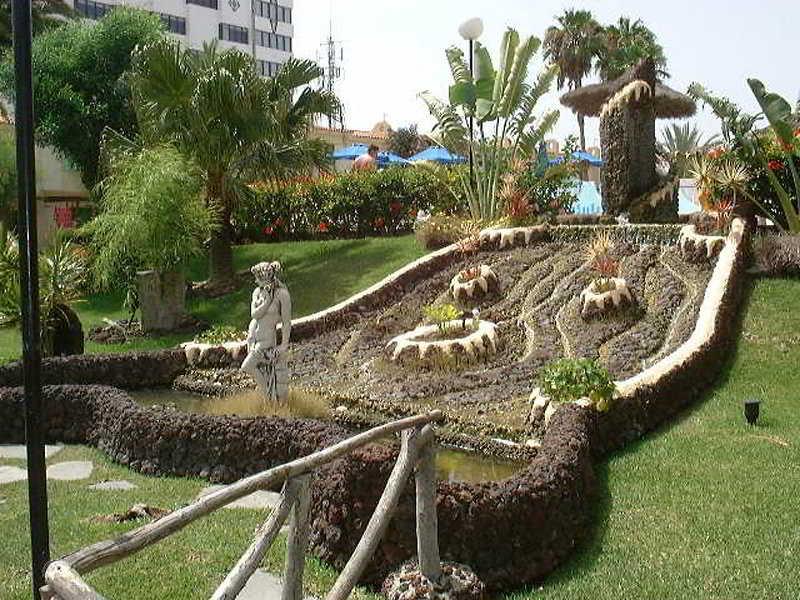 Apartamentos bungalows jardin del sol en playa del ingles for Bungalows jardin del sol playa del ingles