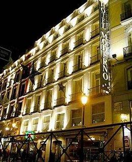 Precios y ofertas de hotel hotel moderno en madrid - Hoteles modernos espana ...