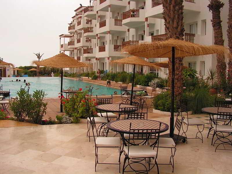 Flathotel in Agadir, Morocco